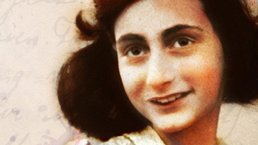 16 Yıllık Hayatı Bir Toplama Kampında Son Bulan ve Günlüğüyle Bir Döneme Işık Tutan Anne Frank