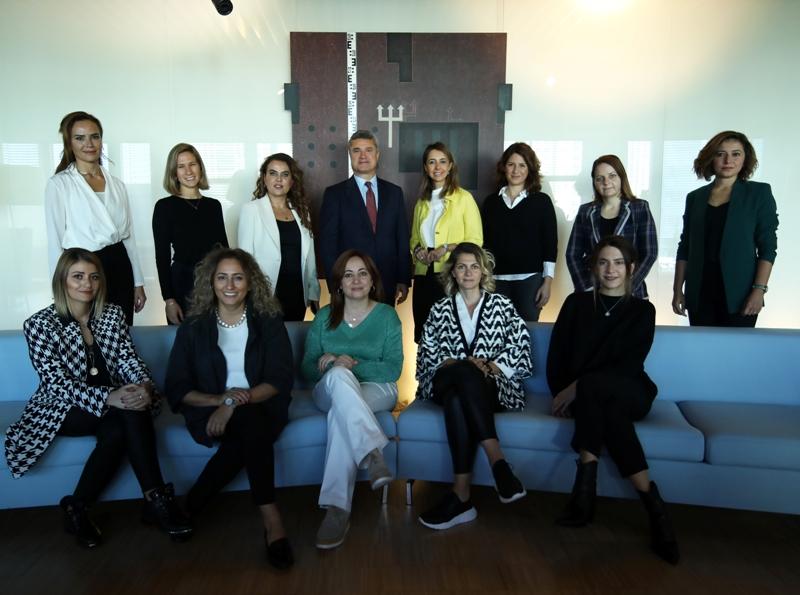 Türkiye Girişimci Kadın Liderler Programı'nın 2019 sınıfı belli oldu