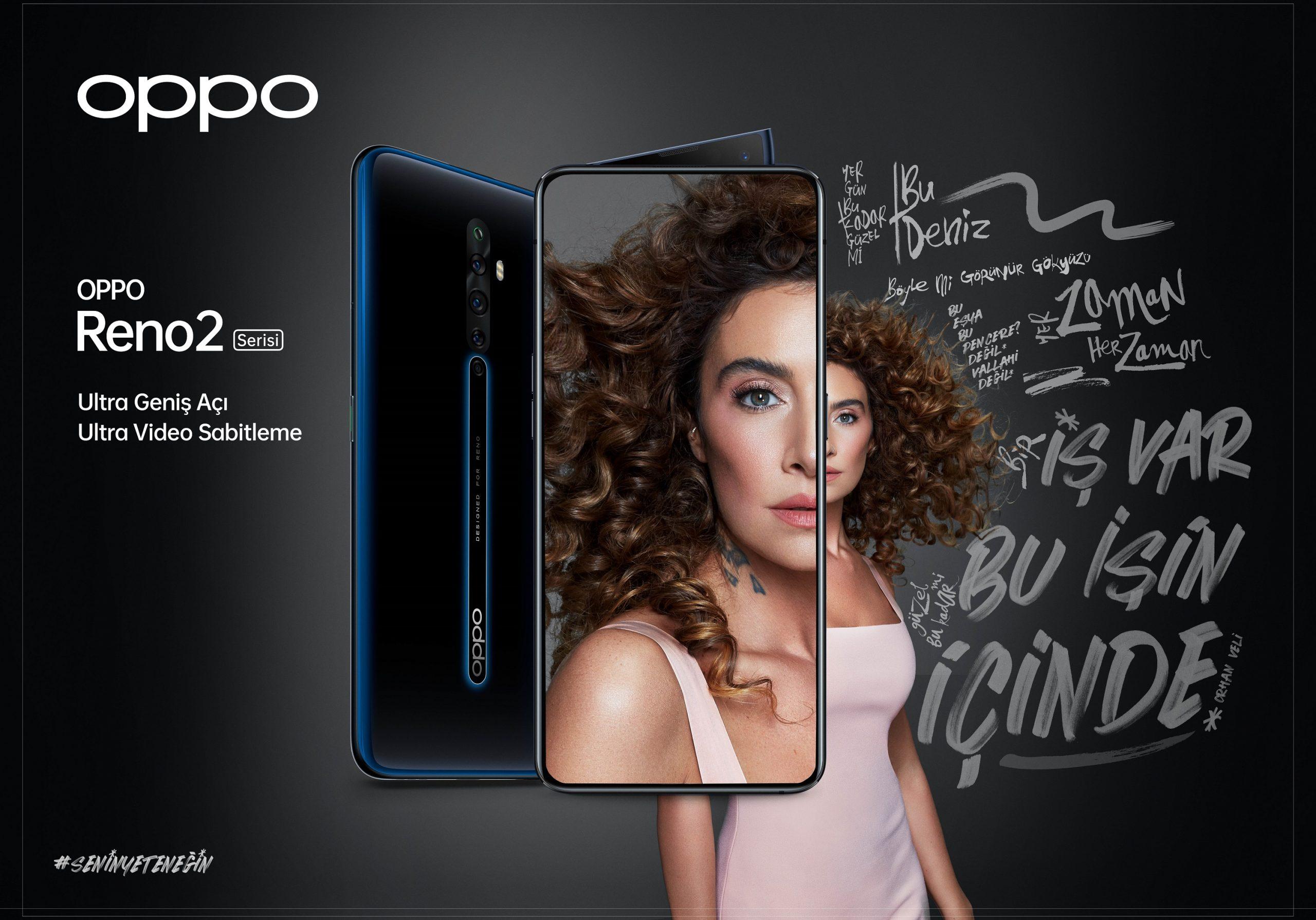 """Akıllı telefon sektörünün lider markası OPPO, ilginç senaryoları ile dikkat çeken başarılı kampanyalarına bir yenisini daha ekliyor. İlk reklam filminde, OPPO'nun akıllı telefonuyla içindeki fotoğrafçı yeteneğini OPPO ile ortaya çıkaran ve fotoğrafçı olan Sıla, yeni reklam filminde ise bambaşka bir senaryo ile karşımıza çıkıyor. Türk edebiyatının usta ismi Orhan Veli'nin """"Bir İş Var"""" şiirini Sıla'dan dinlediğimiz yeni reklam filminde Sıla'ya, ünlü model Didem Soydan, ünlü oyuncular Hakan Kurtaş ve Uraz Kaygılaroğlu eşlik ediyor. Kendine meydan okuyan isimleri hep daha iyisine ulaşma çabasında gördüğümüz reklam filminin çekimleri, İstanbul'un birbirinden ilginç lokasyonlarında iki günde tamamlandı. Bir iş var bu işin içinde OPPO'nun yeni reklam kampanyasında Türk Edebiyatı'nın ustası Orhan Veli'nin """"Bir iş var"""" adlı şiiri Sıla'nın sesinden izleyicilerle buluşuyor. Sıla, Orhan Veli'nin dizelerini okurken OPPO Reno2 ailesinin """"ultra geniş açı"""", """"ultra gece modu"""", """"ultra video sabitleme"""" gibi sıra dışı özelliklerine görüntüler eşliğinde vurgu yapılıyor. OPPO'nun yenilikçi mobil fotoğraf ve video teknolojileriyle kullanıcılara yaşattığı güzel deneyimler izleyicilerle paylaşılıyor. Reklam filmi """"Sıra dışı olmak #SeninYeteneğin"""" mesajıyla son buluyor. OPPO Reno2 'nin yeni reklam filmi, televizyon kanallarında, sinemalarda ve dijital platformlarda gösteriliyor. BİR İŞ VAR Her gün bu kadar güzel mi bu deniz? Böyle mi görünür gökyüzü her zaman? Her zaman güzel mi bu kadar, Bu eşya, bu pencere? Değil, Vallahi değil; Bir iş var bu işin içinde. Orhan VELİ 'Orhan Veli'ye saygılarımızla'"""