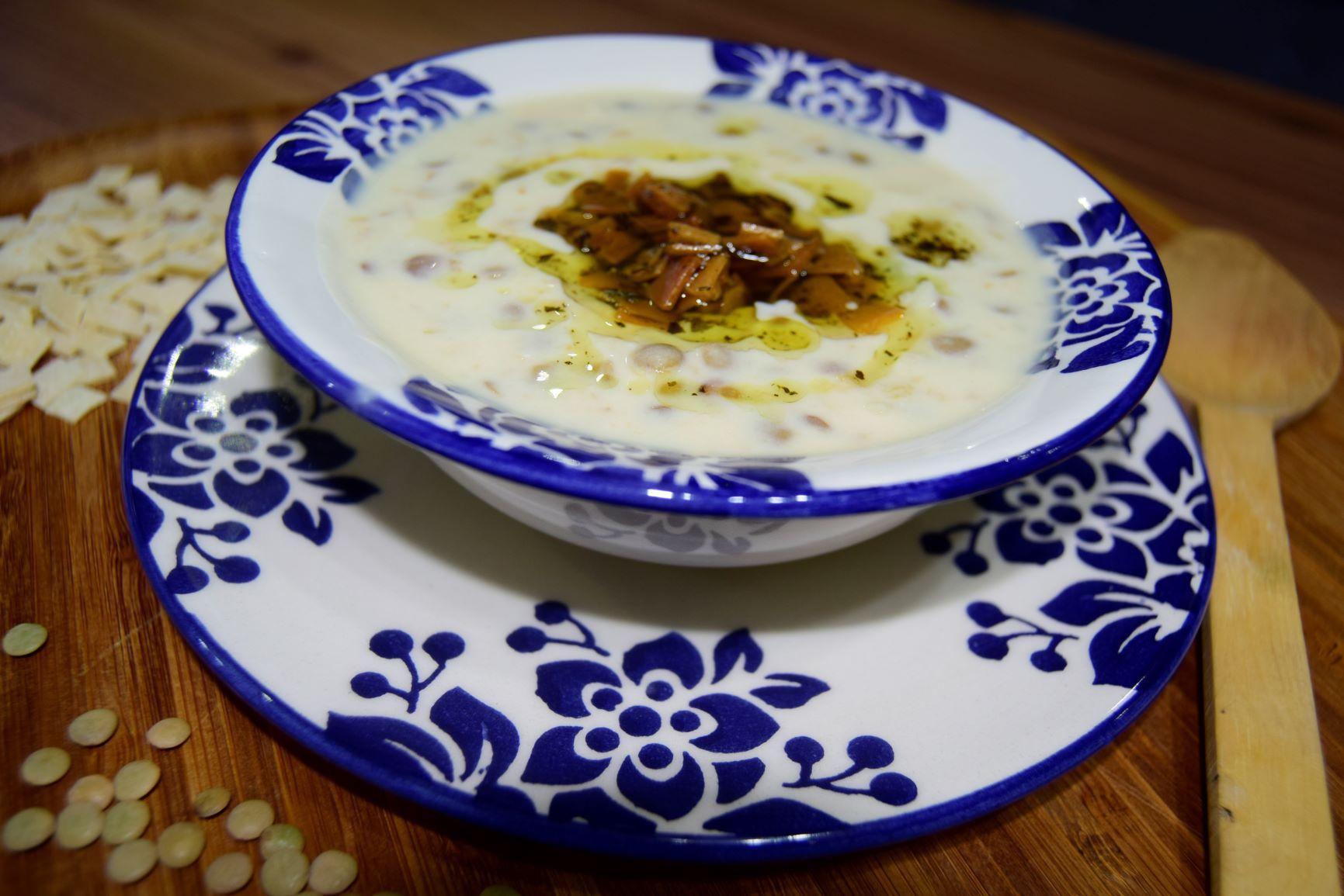 çıtırlı çorba