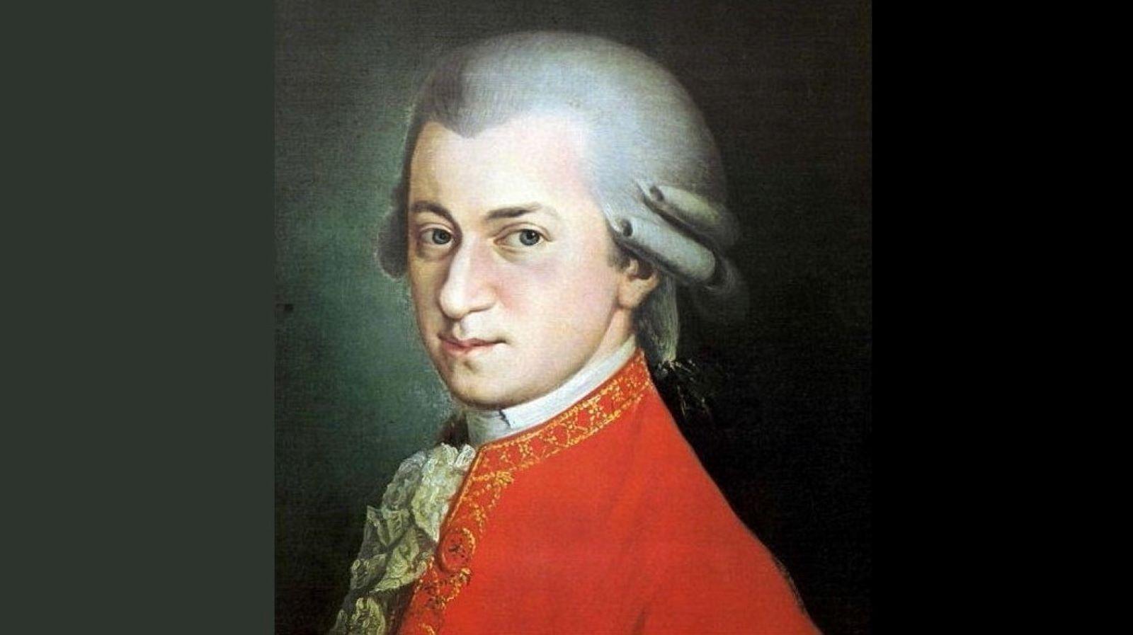 GÖKLERİN SESİ:Wolfgang Amadeus Mozart