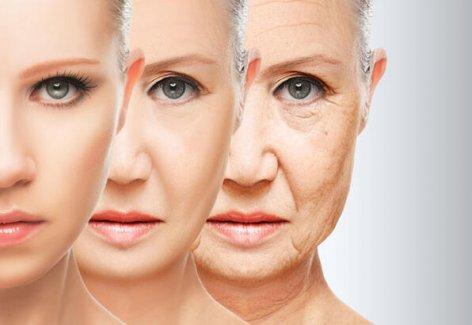 Ciltte görülen sarkmalar ve lekelenmeler tedavi edilebilir